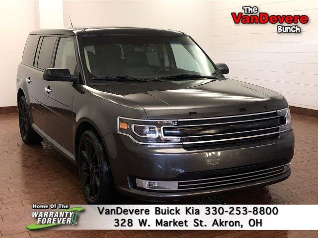 2019 Ford Flex Limited Akron OH
