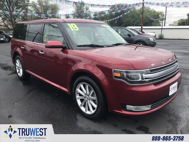 2019 Ford Flex Limited Cortez CO