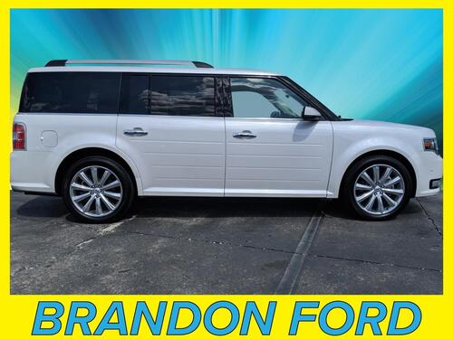 2019 Ford Flex Limited EcoBoost Tampa FL