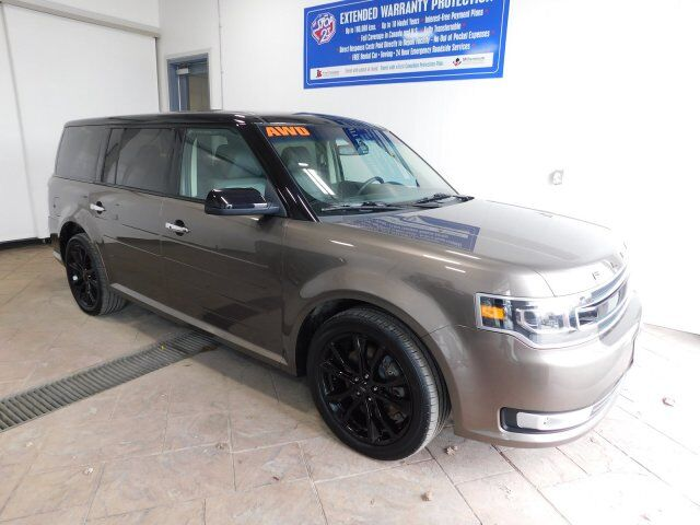 2019 Ford Flex Limited LEATHER AWD Listowel ON