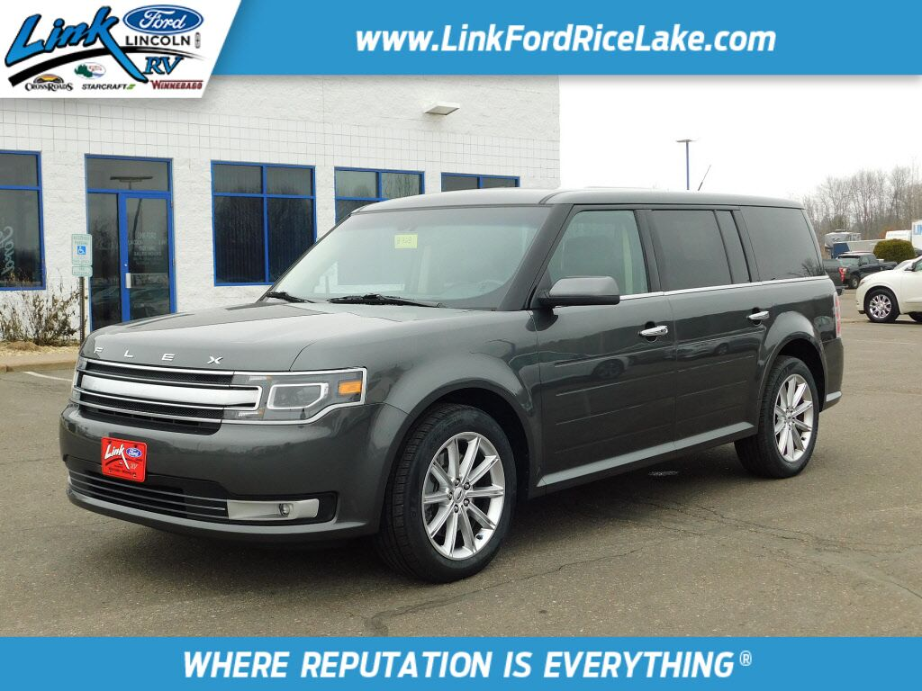 2019 Ford Flex Limited Rice Lake WI