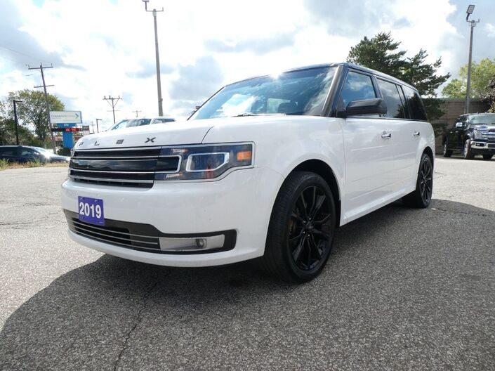 2019 Ford Flex Limited Navigation Heated Seats Remote Start Essex ON