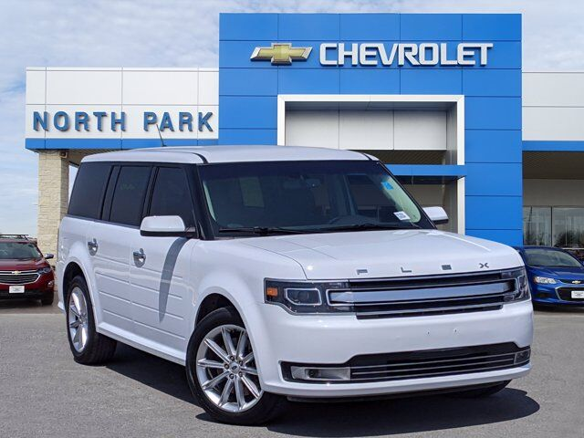 2019 Ford Flex Limited Castroville TX