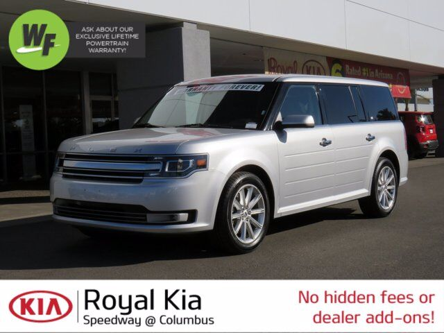 2019 Ford Flex Limited Tucson AZ