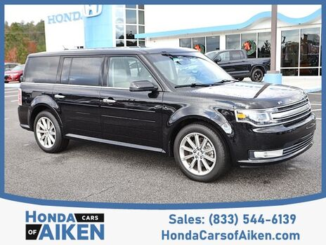 2019_Ford_Flex_Limited_ Aiken SC