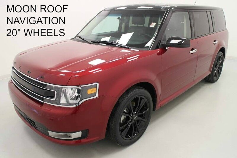 2019 Ford Flex SEL AWD Bonner Springs KS