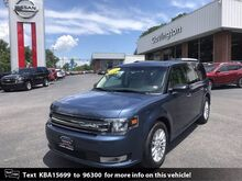 2019_Ford_Flex_SEL_ Covington VA