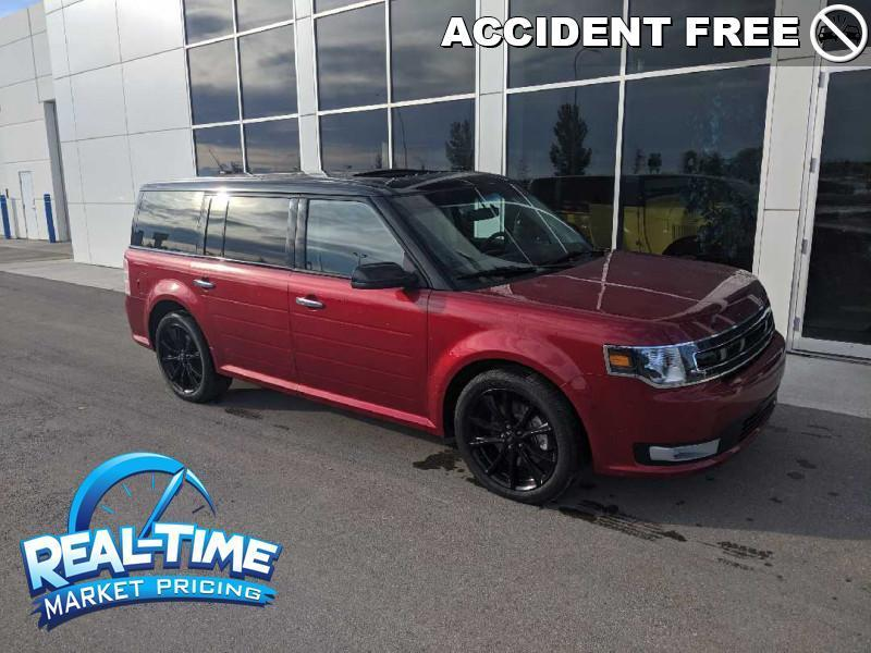 2019_Ford_Flex_SEL_ High River AB
