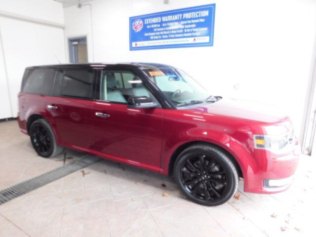 2019 Ford Flex SEL LEATHER NAVI SUNROOF Listowel ON