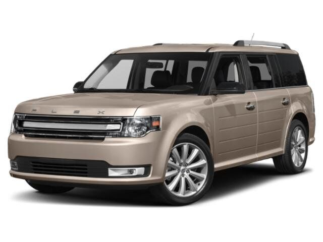 2019_Ford_Flex_SEL_ Vista CA