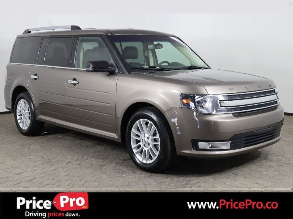 2019 Ford Flex SEL w/Nav/Heated Leather Maumee OH