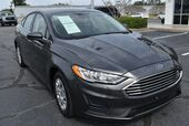 2019 Ford Fusion 4DR Sdn S