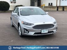 2019 Ford Fusion Energi Titanium South Burlington VT
