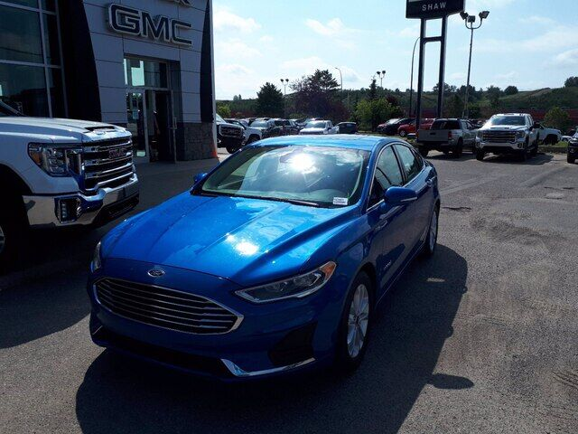 2019 Ford Fusion Hybrid *HAIL SALE* SEL | Backup Camera Calgary AB