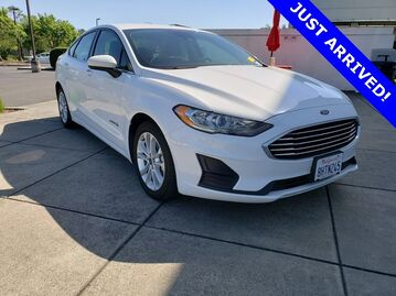 2019_Ford_Fusion Hybrid_SE_ Santa Rosa CA