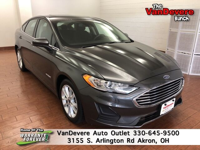 2019 Ford Fusion Hybrid SE Akron OH