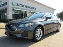 2019_Ford_Fusion Hybrid_SE. BACKUP CAM, BLIND SPOT, BLUETOOTH, KEYLESS START, DUAL ZONE CLIMATE, NAVI, LEATHER,_ Plano TX