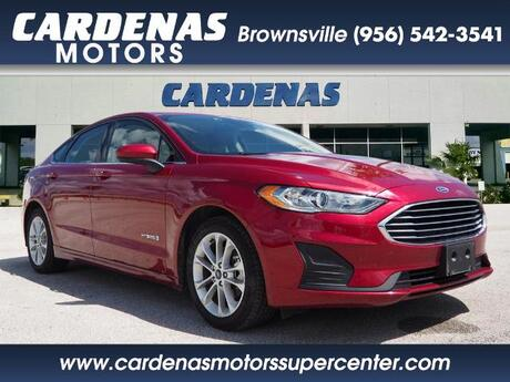 2019 Ford Fusion Hybrid SE Brownsville TX