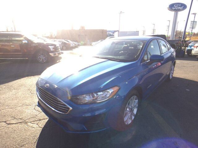 2019 Ford Fusion Hybrid SE Chicago IL