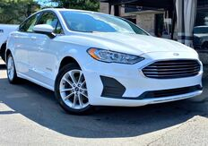 2019_Ford_Fusion Hybrid_SE_ Georgetown KY