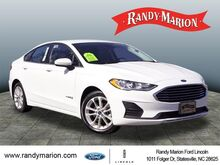 2019_Ford_Fusion Hybrid_SE_ Hickory NC
