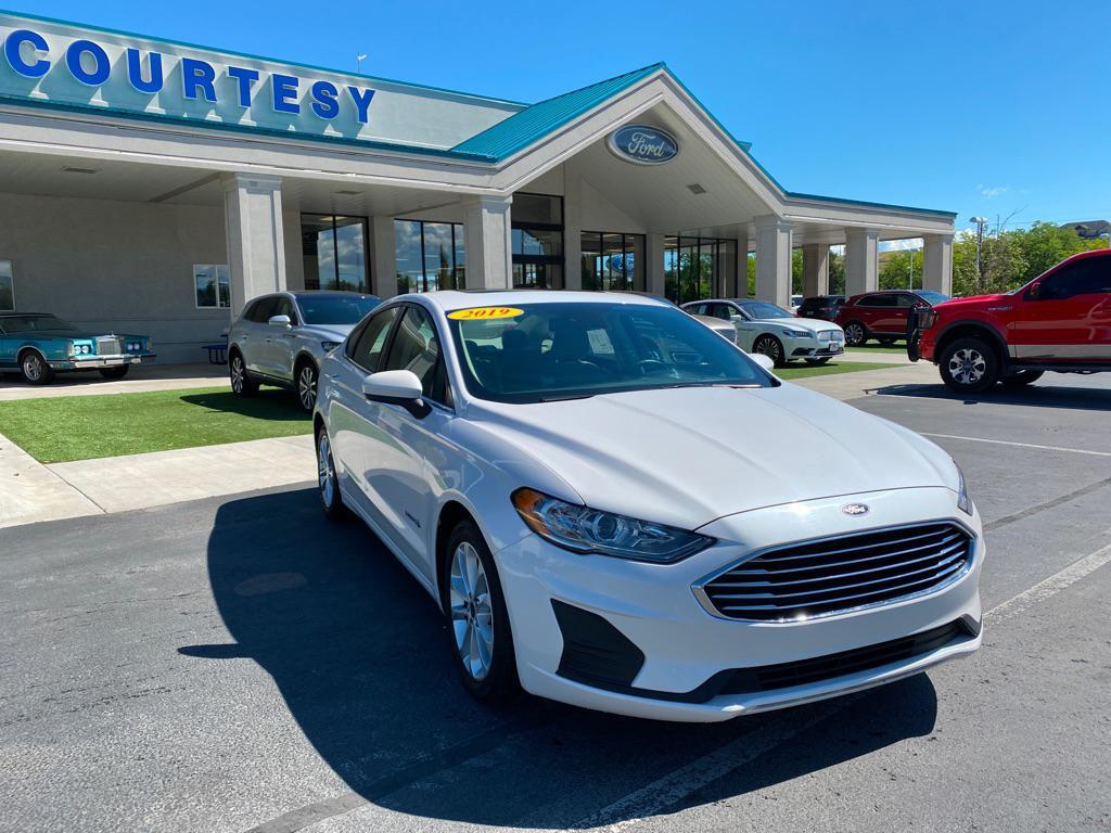 2019 Ford Fusion Hybrid SE Hybrid Pocatello ID