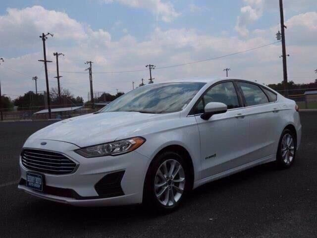 2019 Ford Fusion Hybrid SE Copperas Cove TX