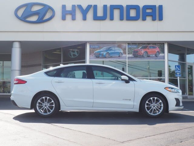 2019 Ford Fusion Hybrid SE Marion OH