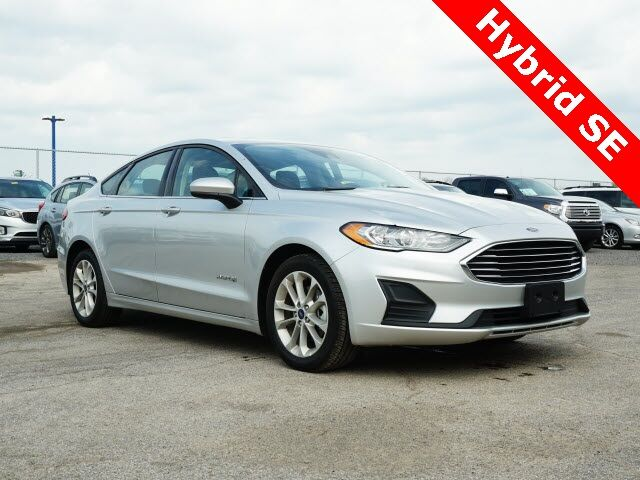2019 Ford Fusion Hybrid SE Cranberry Twp PA