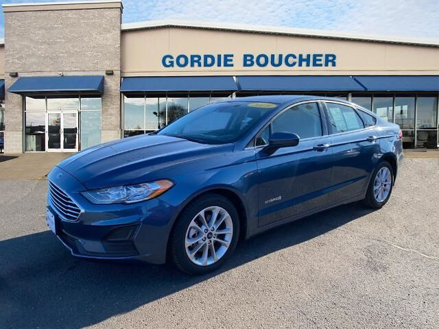 2019 Ford Fusion Hybrid SE Janesville WI