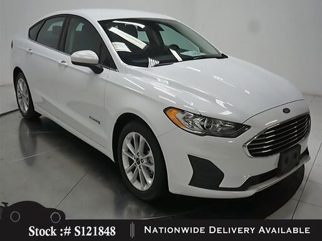 2019_Ford_Fusion Hybrid_SE NAV,CAM,PARK ASST,KEY-GO,17IN WLS_ Plano TX