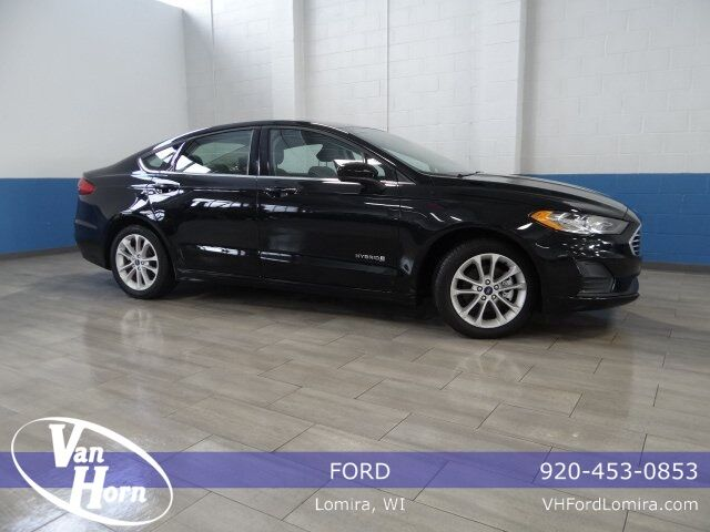 2019 Ford Fusion Hybrid SE Plymouth WI