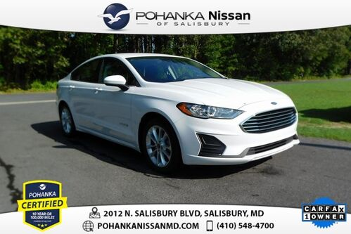 2019_Ford_Fusion Hybrid_SE Pohanka Certified_ Salisbury MD