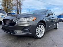 2019_Ford_Fusion Hybrid_SE_ Raleigh NC