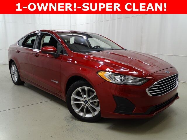 2019 Ford Fusion Hybrid SE Raleigh NC