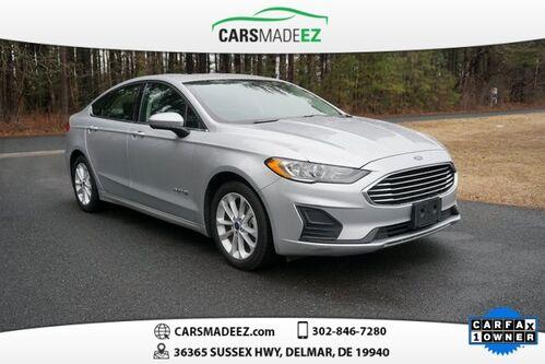 2019_Ford_Fusion Hybrid_SE_ Salisbury MD
