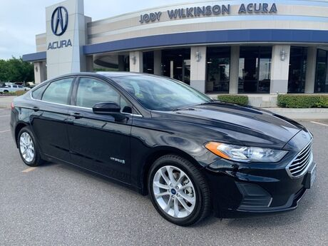2019 Ford Fusion Hybrid SE Salt Lake City UT