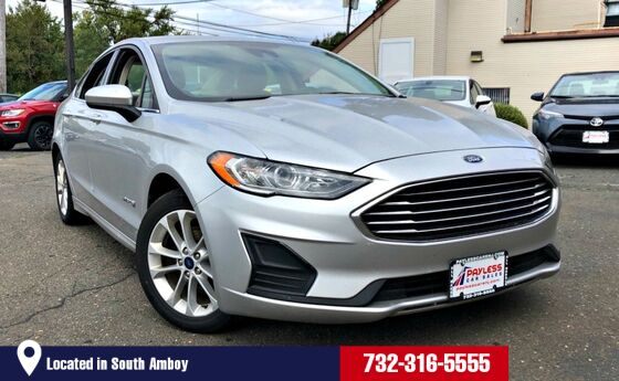 2019 Ford Fusion Hybrid SE South Amboy NJ