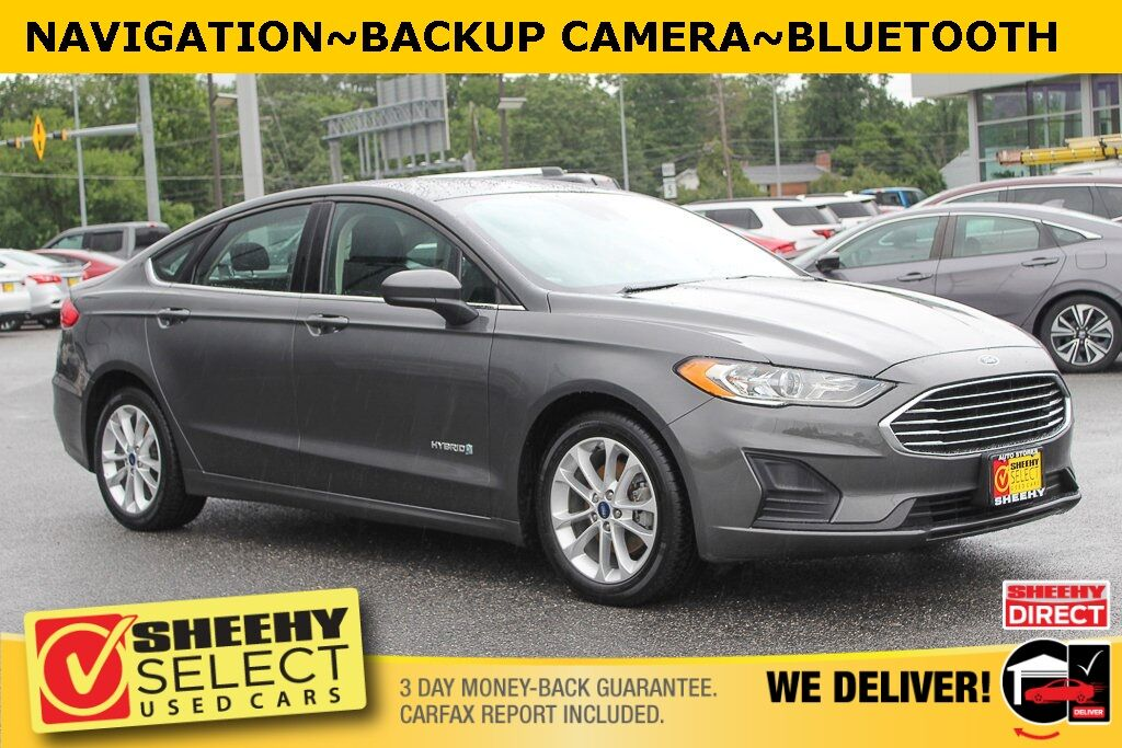 2019 Ford Fusion Hybrid SE Suitland MD