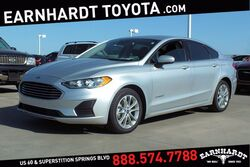 Ford Fusion Hybrid SE *WELL MAINTAINED* 2019