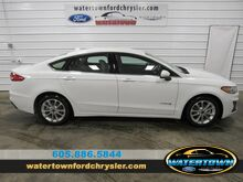 2019_Ford_Fusion Hybrid_SE_ Watertown SD
