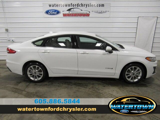 2019 Ford Fusion Hybrid SE Watertown SD