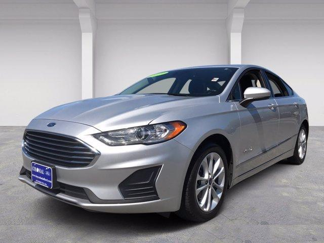2019 Ford Fusion Hybrid SE With Nav Plymouth MA