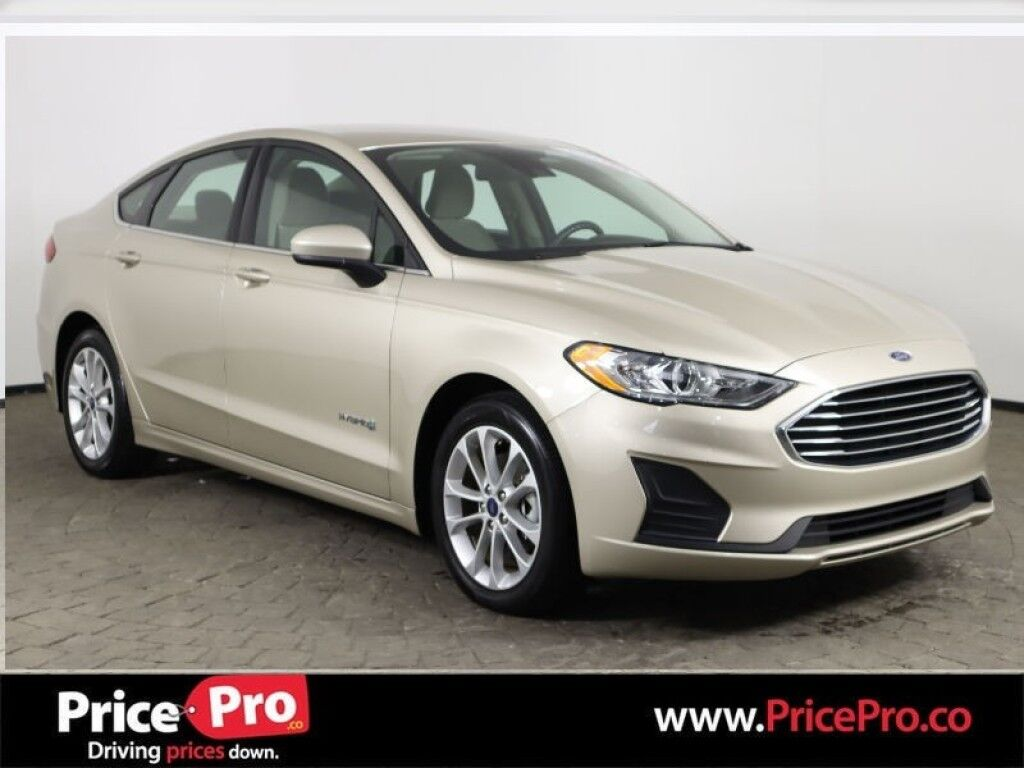 2019 Ford Fusion Hybrid SE w/Navigation Maumee OH