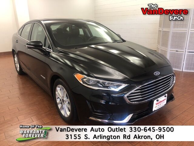 2019 Ford Fusion Hybrid SEL Akron OH