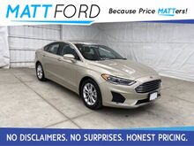 2019_Ford_Fusion Hybrid_SEL_ Kansas City MO