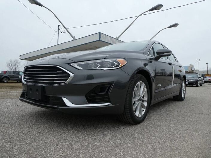 2019 Ford Fusion Hybrid SEL Essex ON