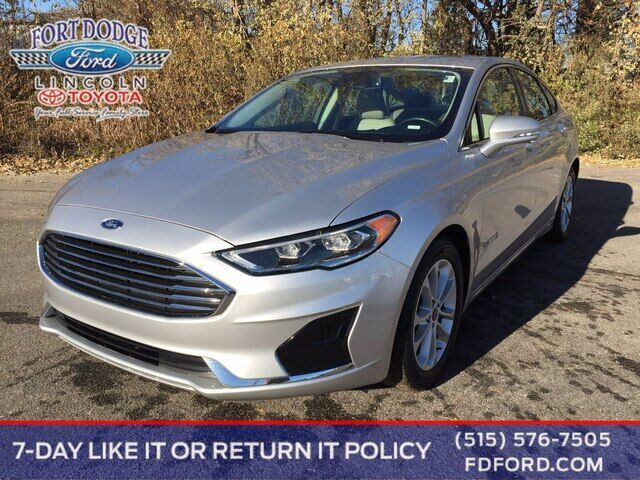 2019 Ford Fusion Hybrid SEL Fort Dodge IA