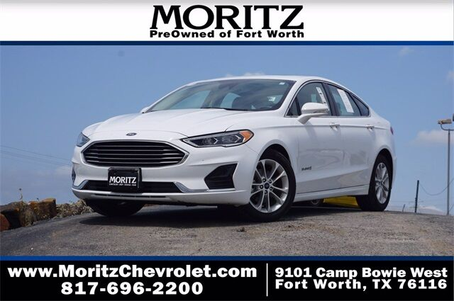 2019 Ford Fusion Hybrid SEL Fort Worth TX