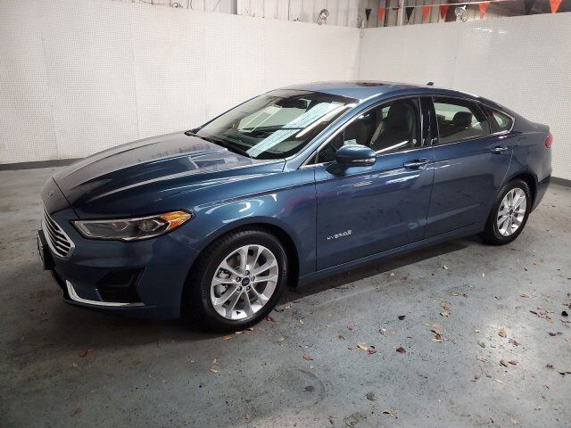 2019 Ford Fusion Hybrid SEL Oroville CA
